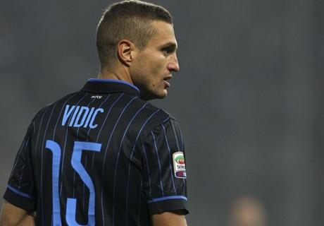 Will Mancini Rescue Vidic?