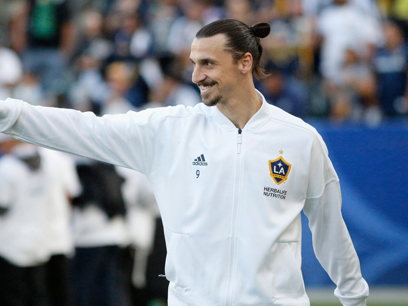 MLS LIVE: Chicago Fire vs LA Galaxy