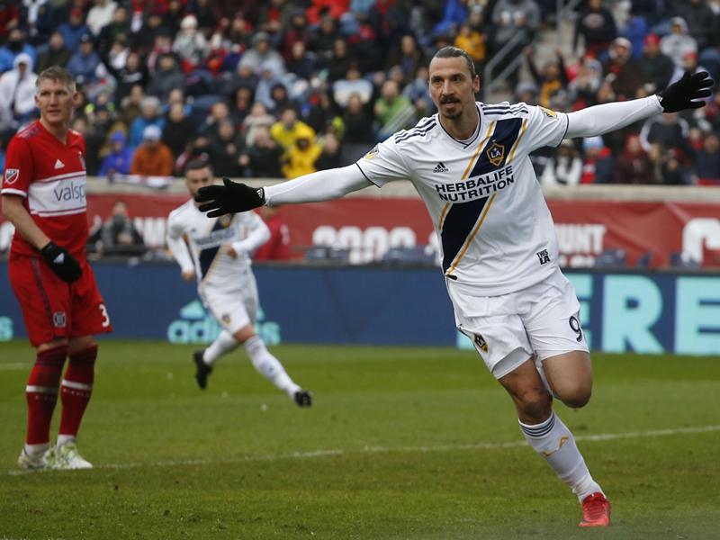 Modric could follow Ibrahimovic to MLS