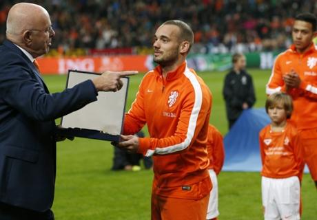 Pays-Bas, Sneijder :