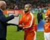 """Pays-Bas, Sneijder : """"Un grand pas dans la bonne direction"""""""