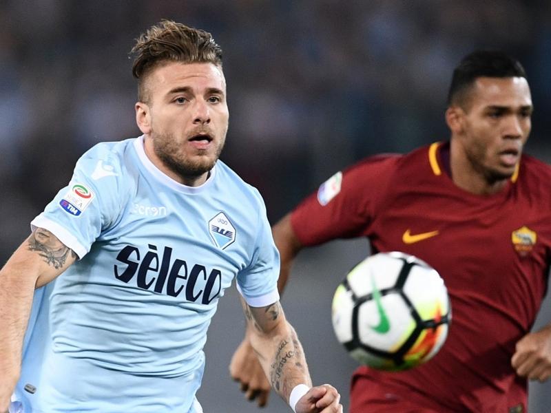 Lazio-Roma, le pagelle: Immobile non punge, Dzeko sfortunato