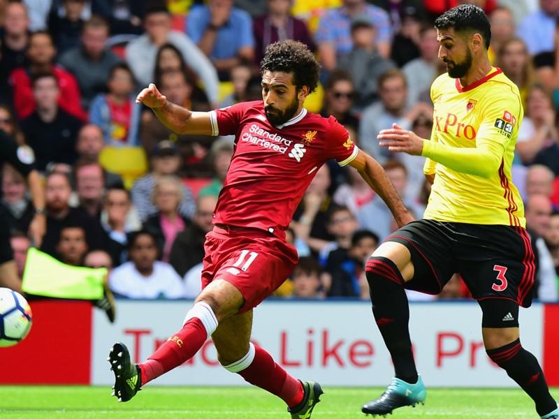 Liverpool, Salah ne pense pas aux records individuels