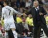 Quand Ancelotti imite Cristiano Ronaldo