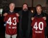 ÖZEL HABER | Nevzat Aydın, Robert De Niro ve Al Pacino'ya Trabzonspor forması hediye etti