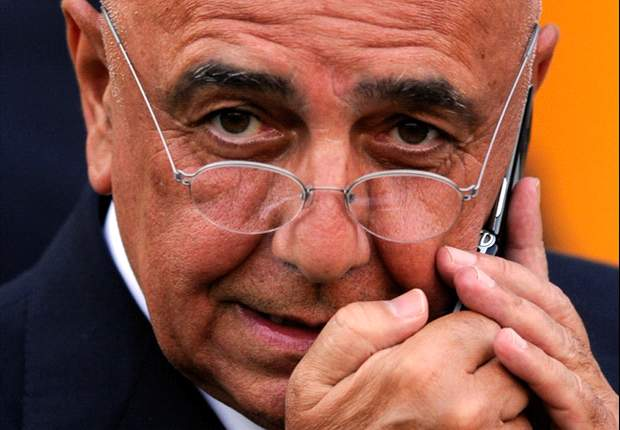 The Victory Over Roma Was The Turning Point In AC Milan's Season - Adriano Galliani