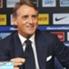 Il sorriso di Mancini in conferenza