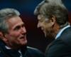 Jupp Heynckes and Arsene Wenger