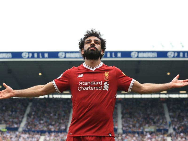 Mohamed Salah remporte le titre du meilleur joueur de la saison en Premier League