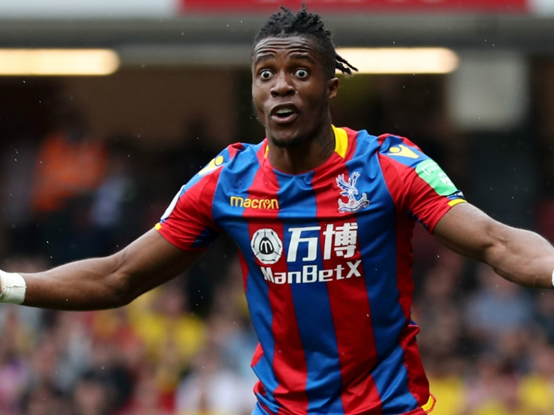 'Zaha's reputation is a dangerous thing' - Hodgson, Milivojevic react to Crystal Palace's penalty claim