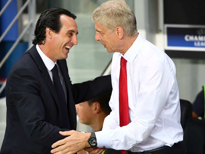 Unai Emery s'annonce à Arsenal sur son site officiel