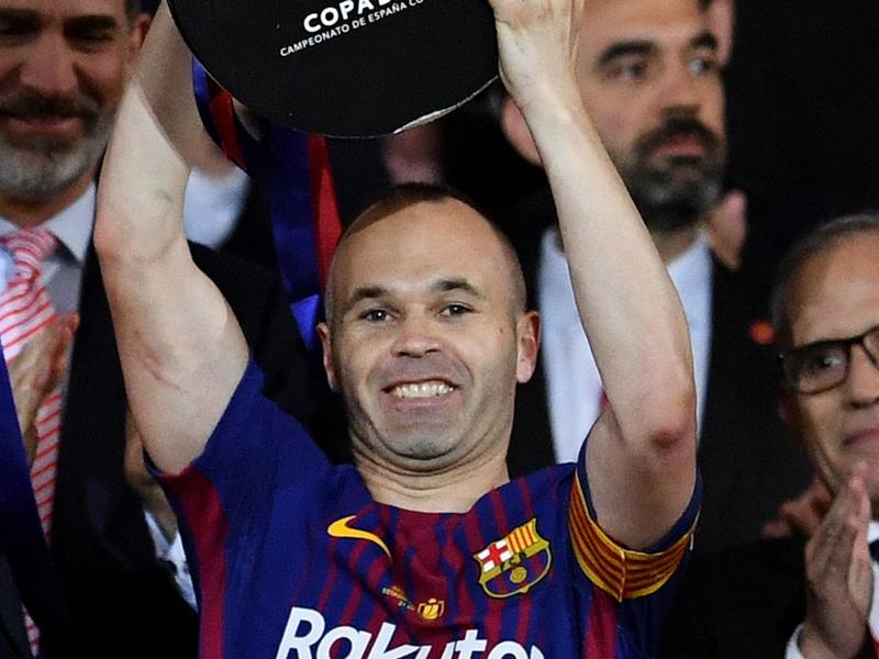 Infos mercato et rumeurs de transfert en direct : Iniesta ne laisse plus de doutes sur son futur
