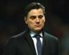 Sevilla coach Vincenzo Montella