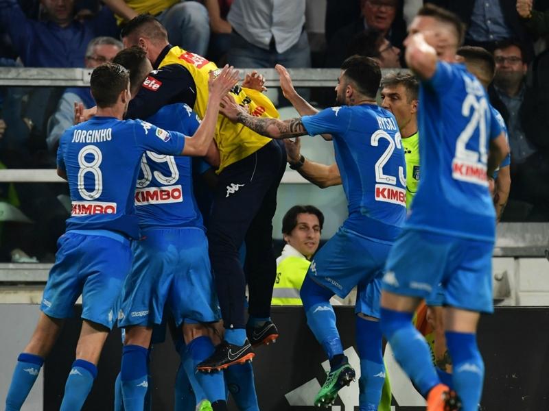 5 choses à retenir de la 34ème journée de Serie A