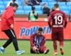 Trabzonspor'da Kamil Ahmet Çörekçi sezonu kapattı