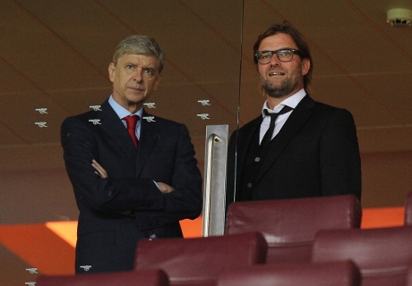 Klopp making Wenger mistake