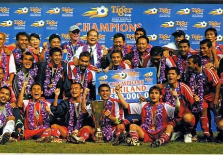 Kilas Balik Piala AFF 2002