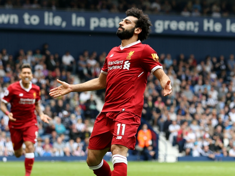 Liverpool accused by Roma president of 'bitching' about €42m Salah transfer fee