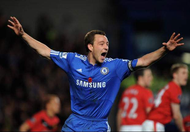 Chelsea 1-0 Manchester United: Terry Header Wins Battle Of Stamford Bridge