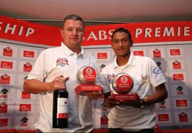 PSL Season Awards: Katlego Mphela And Daine Klate Win Big