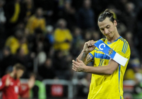 Ibrahimovic to miss France clash