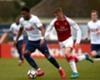 Tottenham U18 VS Arsenal U18