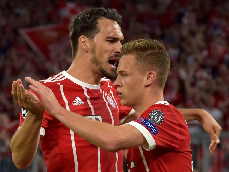Bayern Munich-Real Madrid : les buts de Joshua Kimmich et Marcelo en vidéos