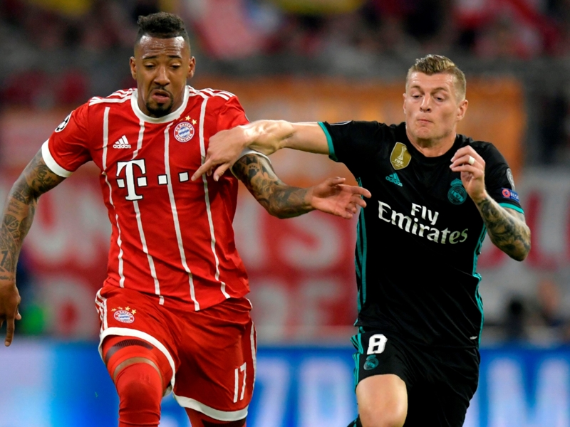 Jérome Boateng ouvre la porte à un départ du Bayern Munich