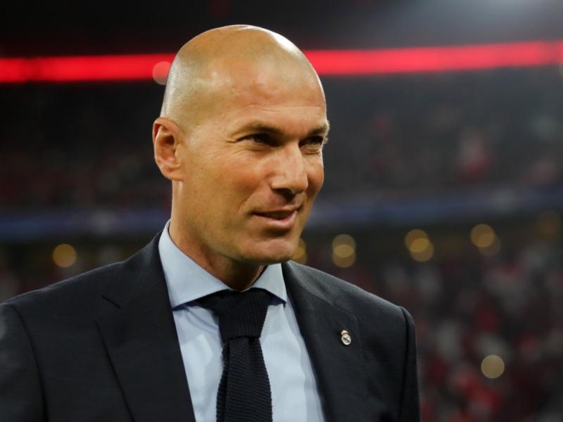 Heureux de la prestation du Real Madrid, Zinedine Zidane considère que rien n'est acquis