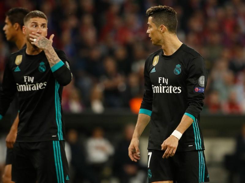Le Real Madrid doit encore finir le travail à la maison alerte Sergio Ramos
