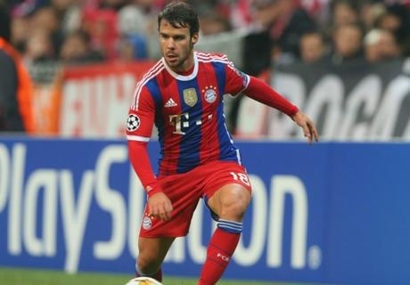 'Valencia are small compared to Bayern'