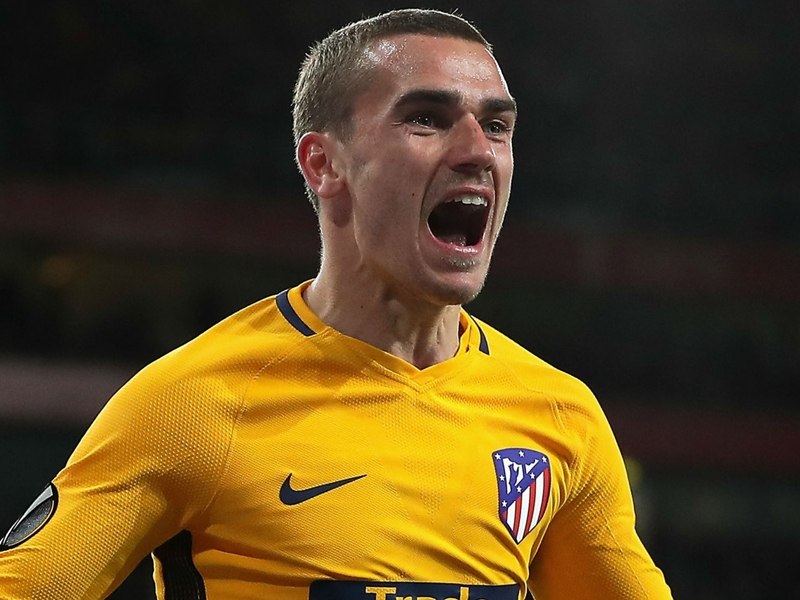 Arsenal-Atlético Madrid 1-1, en infériorité numérique, l'Atlético arrache le nul grâce à Griezmann