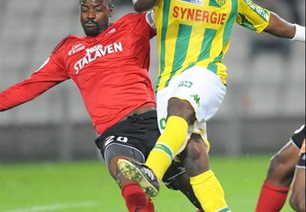 Ligue 2, Nantes - Guingamp se rapproche