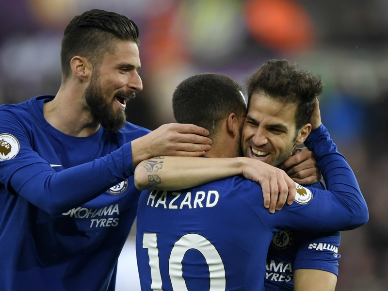 Cesc Fabregas desperate for more FA Cup glory - after losing first winner's medal