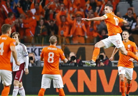 Match Report: Netherlands 6-0 Latvia