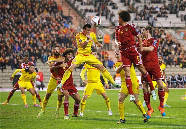 Belgium vs Wales