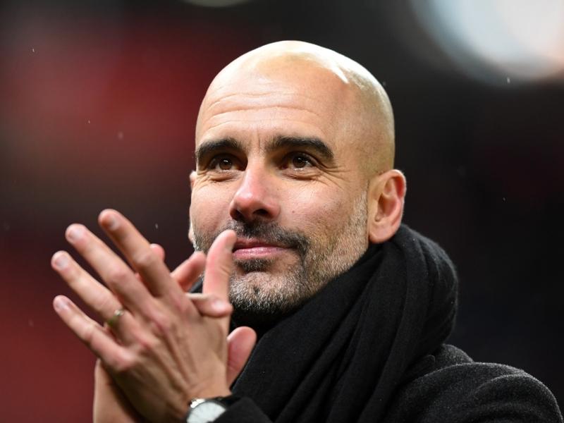 Pep Guardiola prolonge de deux ans avec Manchester City