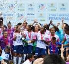 São José vence a Libertadores feminina