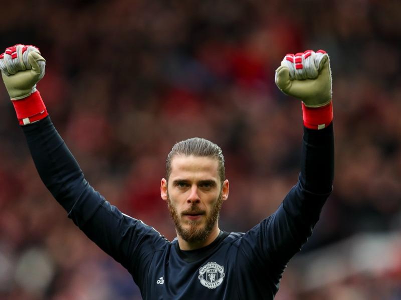 De Gea will start FA Cup final - Mourinho