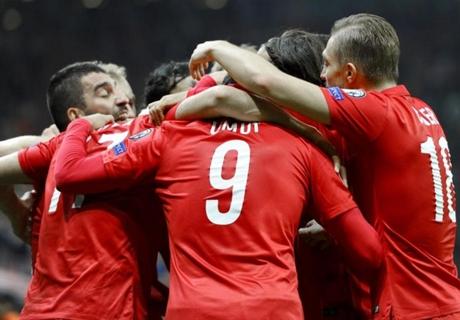 Republik Ceko & Turki Raih Kemenangan