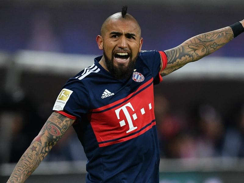 Bayern Munich, Vidal poursuivi pour coups et blessures