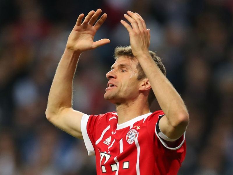 Thomas Müller ouvre la porte à un possible départ du Bayern Munich