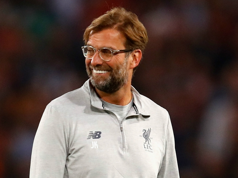 'Why should we stop until the window is closed?' - Klopp hints at more Liverpool arrivals