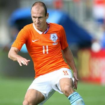 Arjen Robben, Netherlands (Foto PROSHOTS)