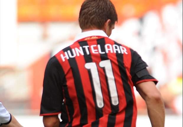 Milan Striker Klaas-Jan Huntelaar Linked With Ajax Return - Report