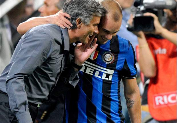 Jose Mourinho: Wesley Sneijder Must Be Wary Of Juventus Players During Italy - Netherlands