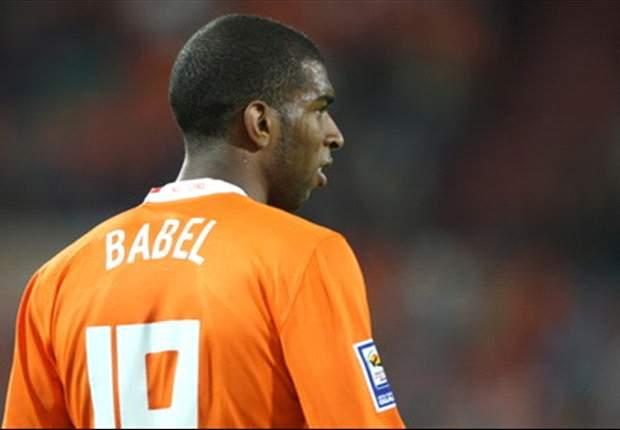 Fearless Babel relishing Dortmund clash as Cruyff rues Ajax's Champions League demise