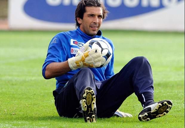 Italy's Gianluigi Buffon Reflects On Netherlands Test; Backs Del Piero Return