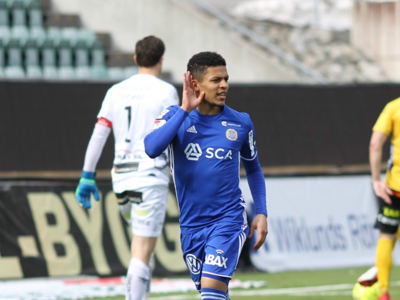 Americans Abroad Spotlight: Former U.S. Under-20 Gall thriving in Sweden
