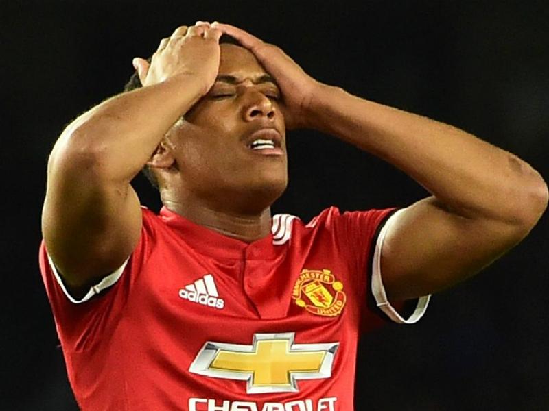 Anthony Martial veut quitter Manchester United d'après son agent